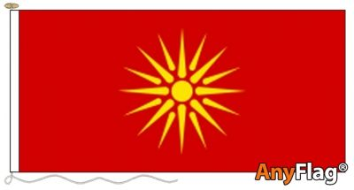 -MACADONIA OLD ANYFLAG RANGE - VARIOUS SIZES